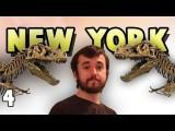 Leon Vai Para Nova Iorque. Parte 4