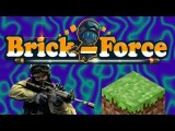 Brick-Force = MINECRAFT + COUNTER STRIKE!?