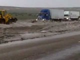US 287 Hail Event In Amarillo Area