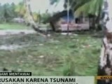 Earthquake In Indonesia Magnitude Of 8.9 - Earthquake April 11 2012