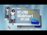 Walmart Gift Card - Win Free Walmart Gift Card NEW 2