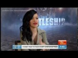 Rihanna - Sunrise Interview - April 12th 2012