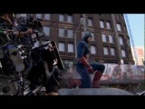 Part 1-The Avengers B-Roll Footage Behind The Scenes