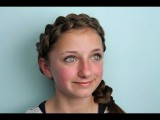 Wrap-Around Dutch Pancake | Braid Hairstyles