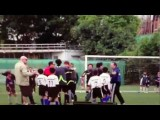 英基ESF U12 Vs 傑志 U12 - 踢頭 冇家教 Hong Kong 10-year-old Arrested After Soccer Foul