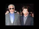 The Dark Knight Rises LEAKED Outtakes: Christian Bale & Morgan Freeman On Set 1 Of 7
