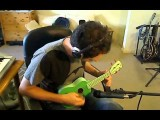 Sultans Of Swing Solo On The Ukulele