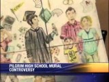 Public School Paints Over Student Mural Of &#39 Offensive&#39 Traditional Family