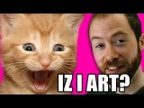 Are LOLCats And Internet Memes Art? | Idea Channel | PBS