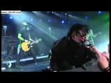 Marilyn Manson - The Beautiful People Ft Johnny Depp - Revolver Golden Gods Awards 2012