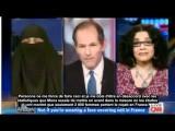 Une Femme Perd Un Débat Contre Une Femme En Niqab