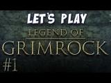 Legend Of Grimrock Part 1 - This... Is... Grimrock!