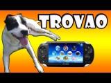 Mostrando O Trovão + Unboxing PS Vita =P