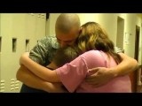 After A Year Deployment, U.S. Airman Surprises His Brother And Sister