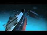 TITANIC Sinking Animation New 2012