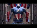 The Avengers B-Roll II