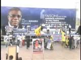 NO COMMENT AU PALE DU PEUPLE EMBIANCE Congomikili