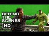 The Avengers - Raw B-Roll #1 2012 HD