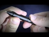 Bolt Action Tactical Pen From ThinkGeek