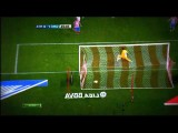 Cristiano Ronaldo Amazing Free Kick Goal Vs Atletico Madrid 11 04 12 HD