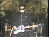 John Belushi Portrays Roy Orbison On Saturday Night Live, 1977