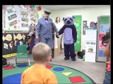 Mr. McFeely' S Purple Panda Scares Bejesus Out Of Kids