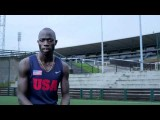 Lopez Lomong&#39 S Story: Tide US Athlete Video