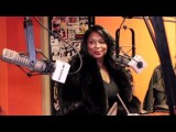 JENNIFER WILLIAMS ON SHADE45 DISHES ON NEW BOOK,LOVE LIFE & EX BFF EVELYN LOZADA BEING CRAZY